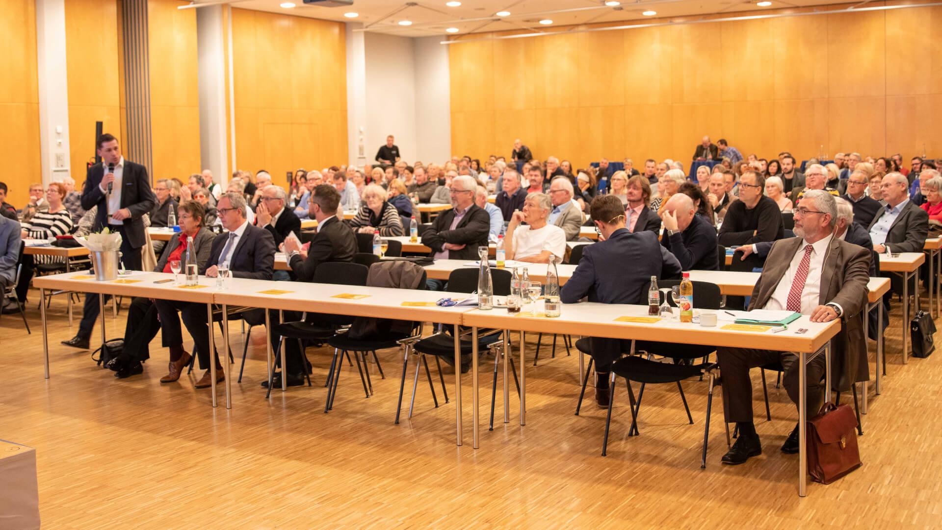 Teilnehmerrekord Eigentümer- und Beiratsforum